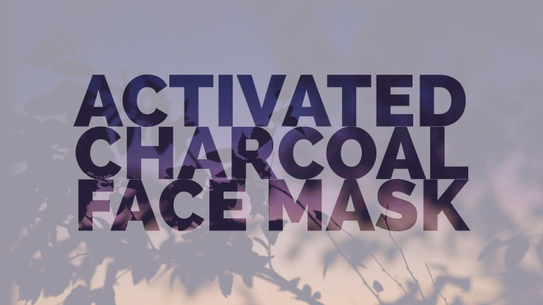 2 Things To Do With Activated Charcoal