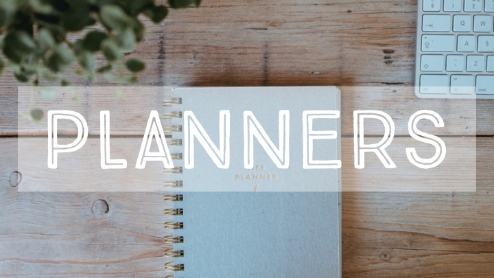 3 Planners For 2018 andWhy