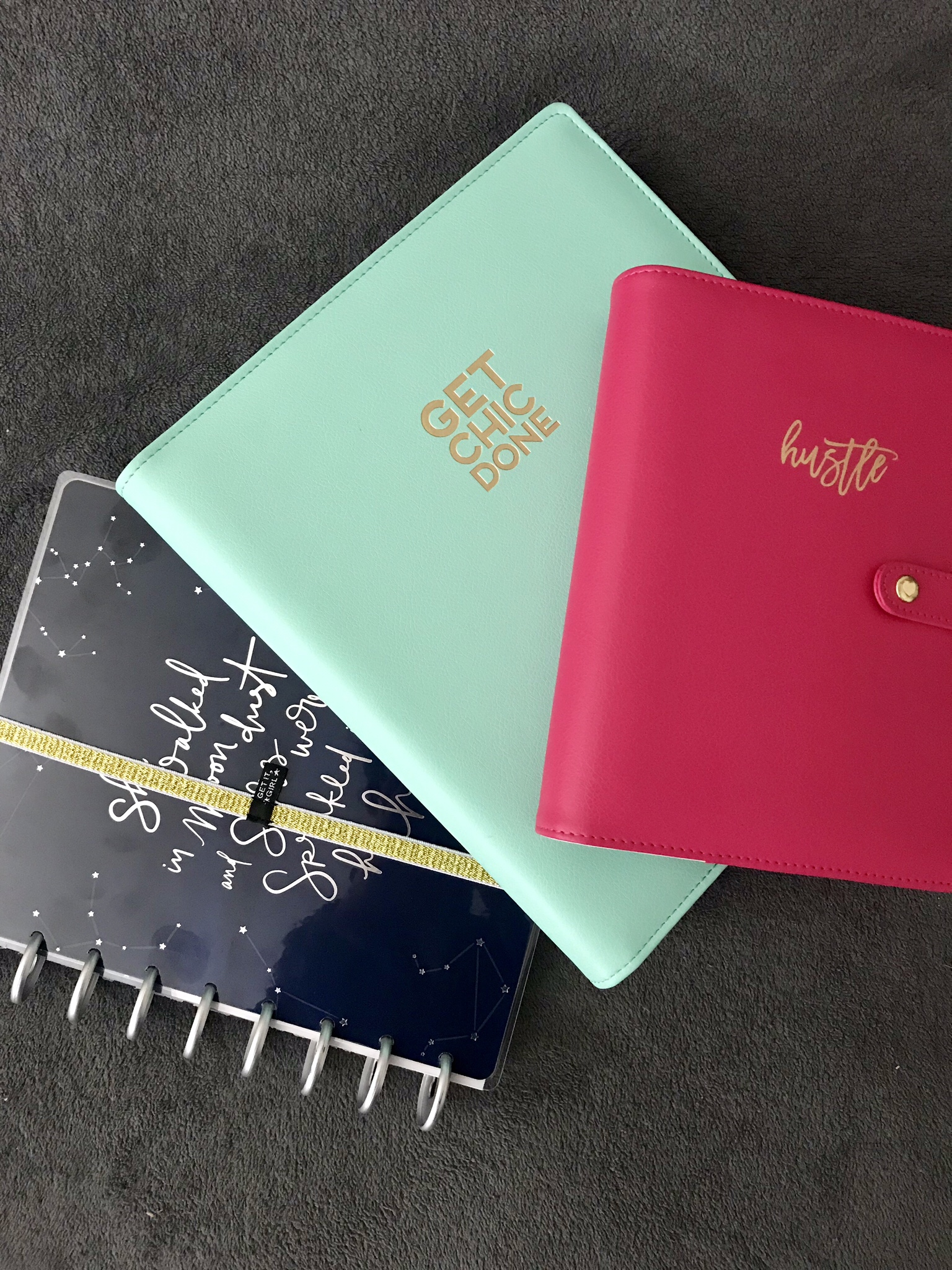 3 Planners For 2018 and Why